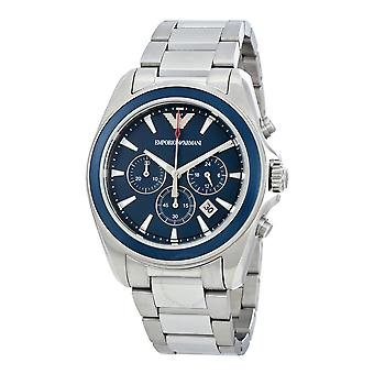 Emporio Armani hommes Ar6091 sport Chronographe Watch