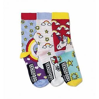 United Oddsocks Set of 3 Ladies Socks