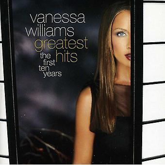 Vanessa Williams - Greatest Hits-eerste tien jaar [CD] USA import