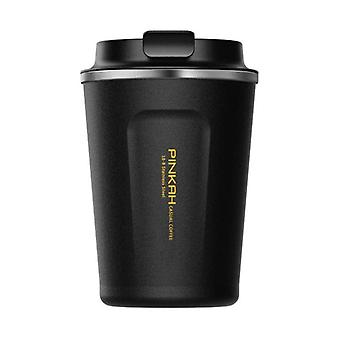 Stainless Steel Tumbler-Black