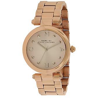 Marc od Marc Jacobs Dotty Rose zlatý-tón dámy hodinky MJ3449