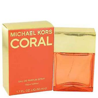 Michael Kors Coral door Michael Kors Eau de parfum spray 1,7 oz (vrouwen) V728-533151