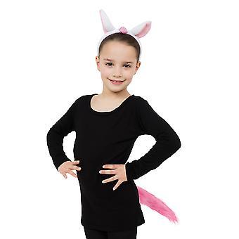 Bristol Novelty Unisex Kids/Childrens Unicorn Costume Set