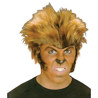 Bristol Novelty Unisex Adults Wolfman Wig
