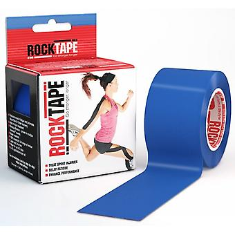 Rocktape Hypoallergenic Strong Adhesive Kinesiology Tape Roll - Navy Blue