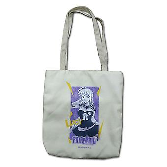 Tote Bag - Fairy Tail - New Lucy Anime Toys Licensed ge82152