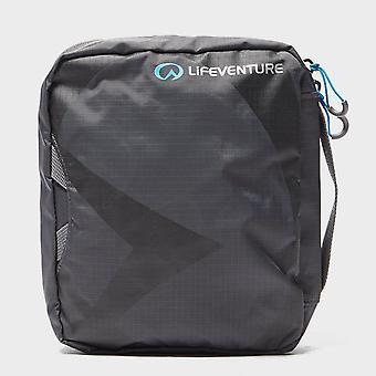 New Lifeventure Travel Wash Bag (Large) Grey