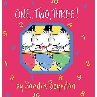 Un-deux - trois par Sandra Boynton - livre 9781563054440