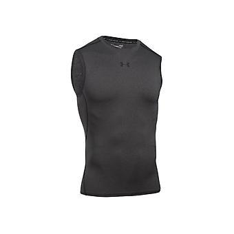 アンダーアーマーヒートギアコンプレッションSL 1257469090ユニバーサルサマーメンズTシャツ