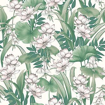 Celeste Glimmer Wallpaper Accessorize