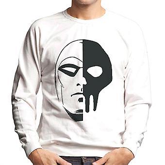 The Phantom Skull Split Men's Sweatshirt