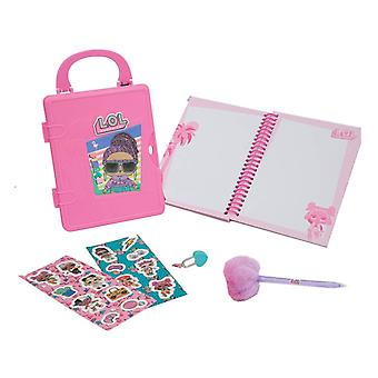 LOL Surprise Secret Diary Set