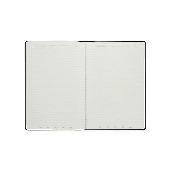 Deadly Tarot The Moon A5 Hard Cover Notebook