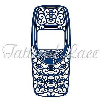 Tattered Lace Die - Mobile Phone - D1425