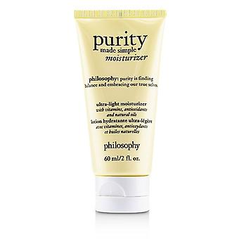 Philosophy Purity Made Simple Ultra-light Moisturizer - 60ml/2oz