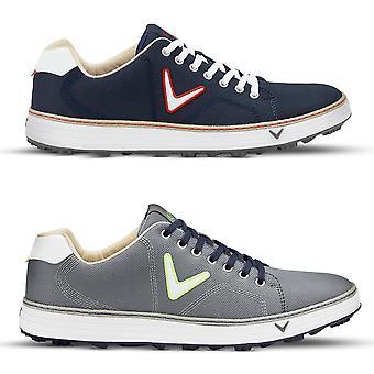 Callaway Golf Mens Delmar Ballistic Golf Shoes