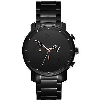 MVMT MC01-BB chrono black link 45mm 10ATM