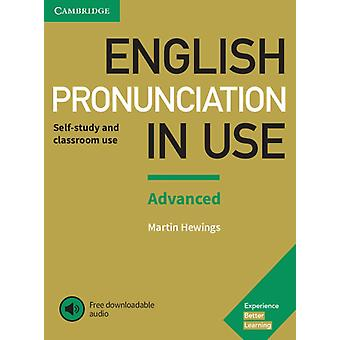 English Pronunciation in Use Advanced Book with Answers and Downloadable Audio by Hewings & Martin