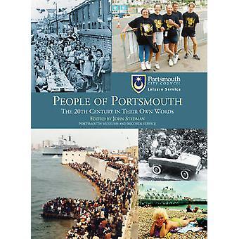 Människor i Portsmouth den 20-talet i sina egna ord genom redigerad av John Stedman