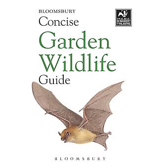 Concise Garden Wildlife Guide by Bloomsury
