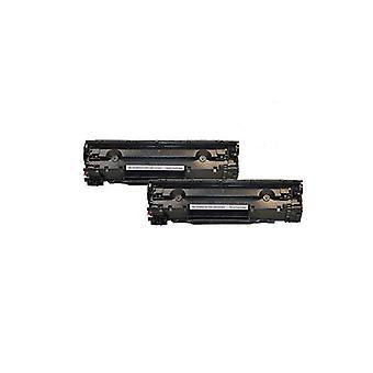 CE285A 85A Cart325Premium Generic Toner X 2