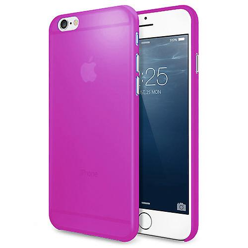 AirSkin ultra-thintranslucent Purple Frosted Shell iPhone 6S 6