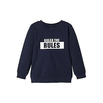 Namn-IT Boys tshirt Boralle mörk safir