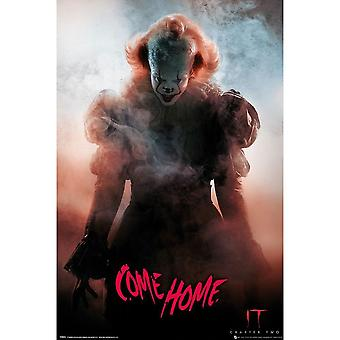 IT Chapter Two Come Home Poster