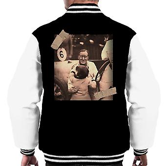 Motorsport Images Malcolm Campbell 1927 Grand Prix Men's Varsity Jacket