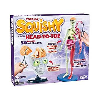 Totally Squishy From HeadtoToe by SmartLab Toys