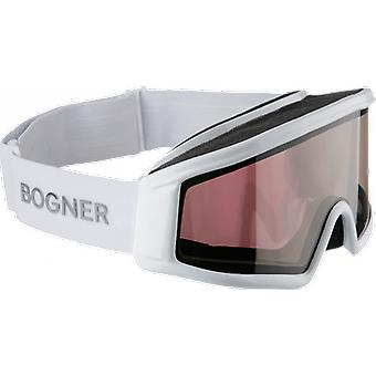 Bogner White Optic Laskettelumaski