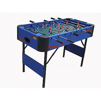 Mesa de fútbol plegable Gamesson Roma II 4FT Azul