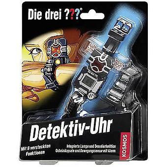 Kosmos 631963 Die drei ??? Detektiv-Uhr Science kit (set) 8 years and over