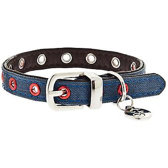 Ferribiella Eyes Collar + Leash