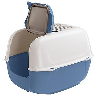 Ferplast Home Prima Toilet Cabrio (Cats , Grooming & Wellbeing , Covered Litter Trays)