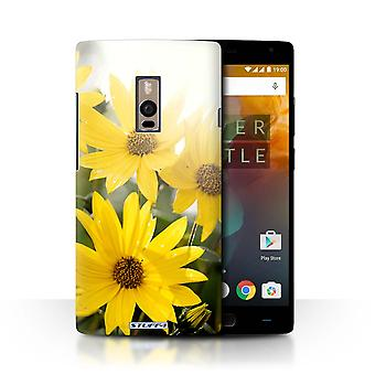 STUFF4 Case/Cover for OnePlus 2/Two/Sunflower/British Countryside