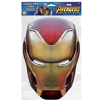 Avengers Iron Man Maske