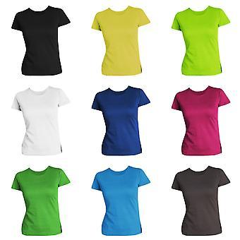 SOLS mujeres/señoras Miss Camiseta de manga corta
