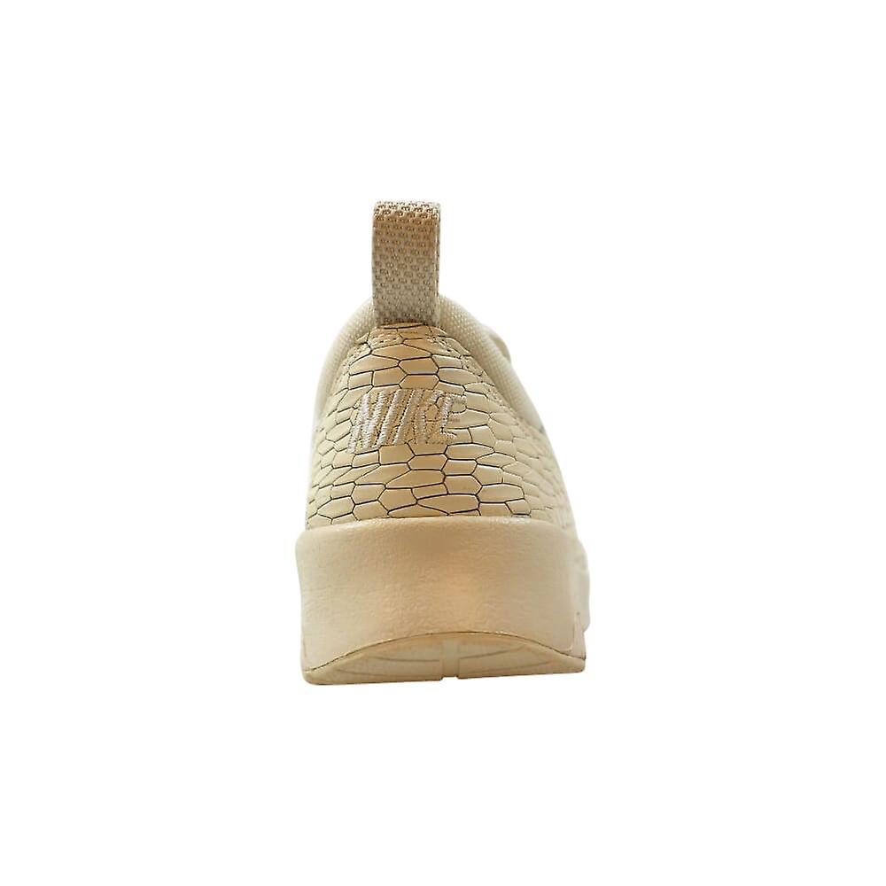 Nike Air Max Thea Premium Skinn Seil /lys Bein-hvit 904500-100 Dame's