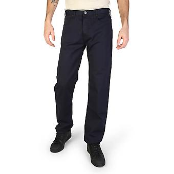 Emporio Armani Original Men All Year Jeans - Blue Color 32824