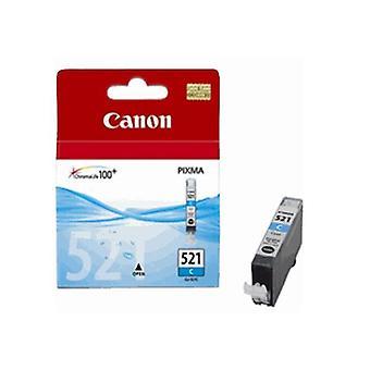Cartucho de tinta cian Canon Cli 521C