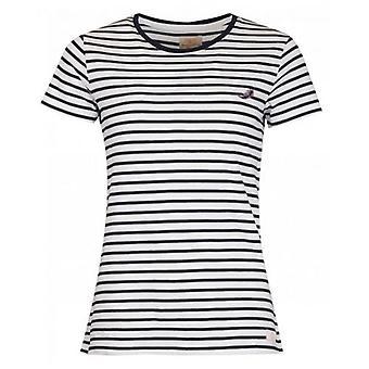 Barbour Crest Stripe Tshirt
