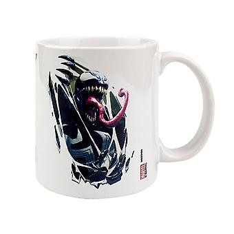 Marvel, mug-Venom Tearing Though