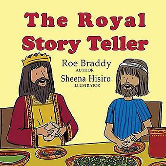 THE BOX OF RED MARBLES with THE ROYAL STORY TELLER by Braddy & Roe