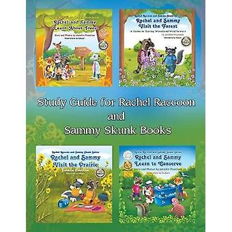 Study Guide for Rachel Raccoon and Sammy Skunk Books by Powelson & Jannifer