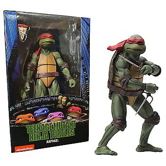 """Teenage Mutant Ninja Turtles (1990) Raphael 7"""" Action Figure"""