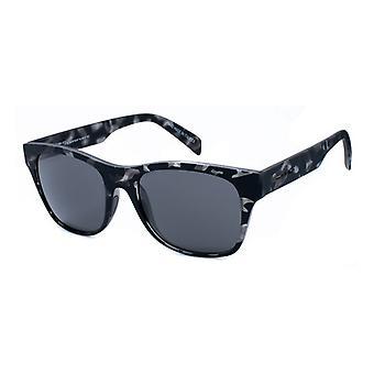 Gafas de sol Unisex Italia Independent 0901-143-000 (52 mm) Gris Negro (ø 52 mm)