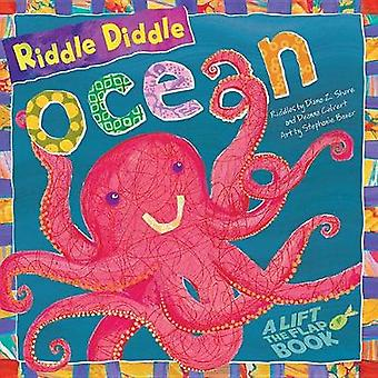 Riddle Diddle Ocean by Diane Z Shore - 9781681524993 Book