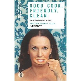 Good Cook. Friendly. Clean. by Brooke Robinson - 9781760622077 Book
