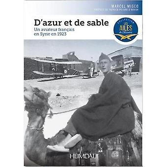 D'Azur Et De Sable by Marcel Migeo - 9782840484998 Book